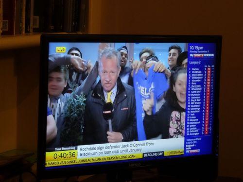 Terwijl bij QPR allemaal Chelsea-fans de boel lopen te verstieren